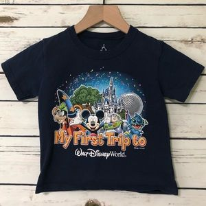 My First Disney Shirt / 4T